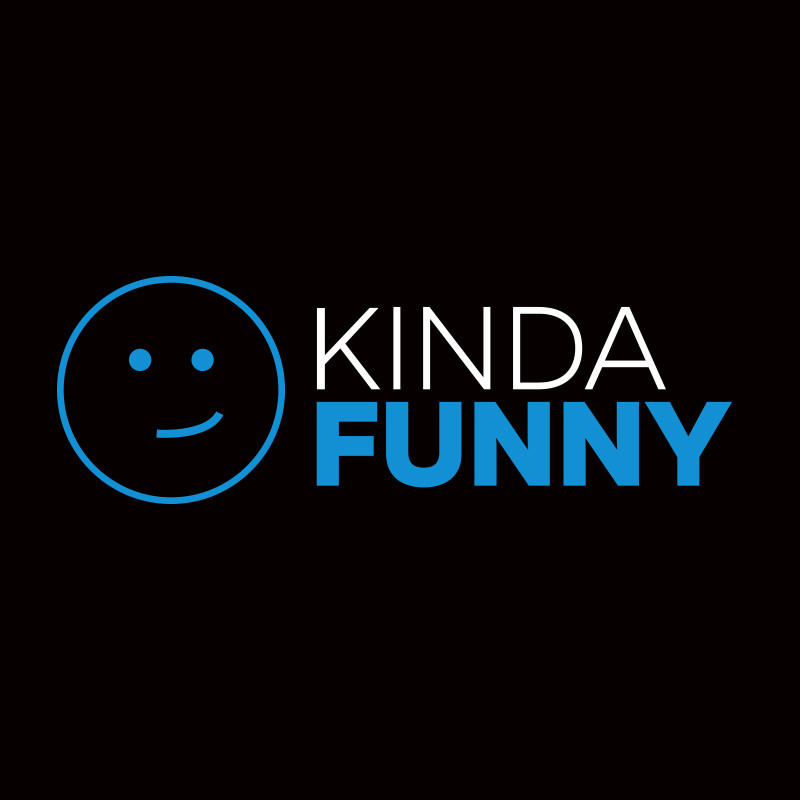 FileKinda Funny logo on blackjpg - Wikimedia Commons