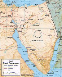 File:Sinai-peninsula-map.jpg - Wikimedia Commons