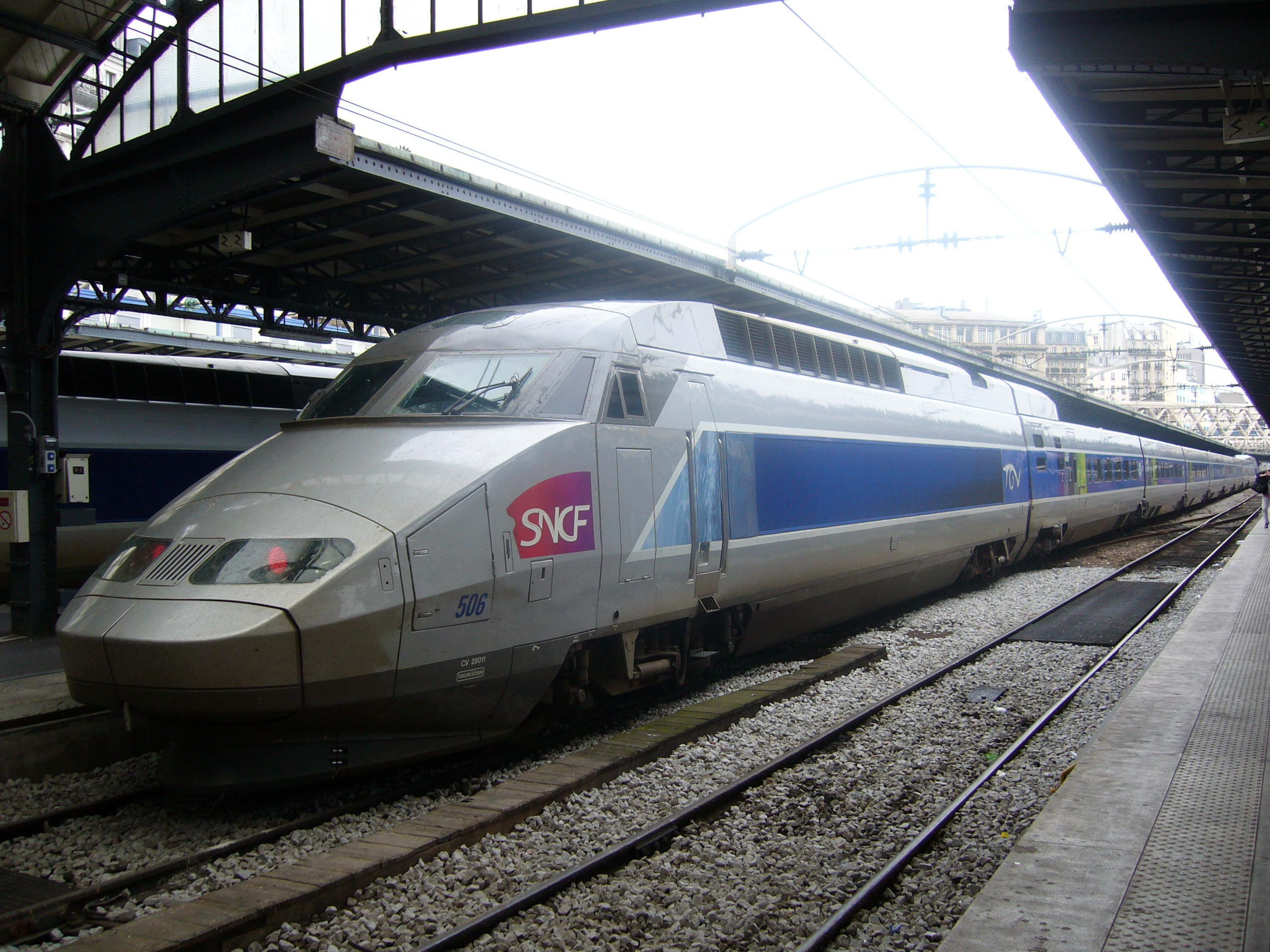 Paris Train Rail Transport In France Wikipedia
