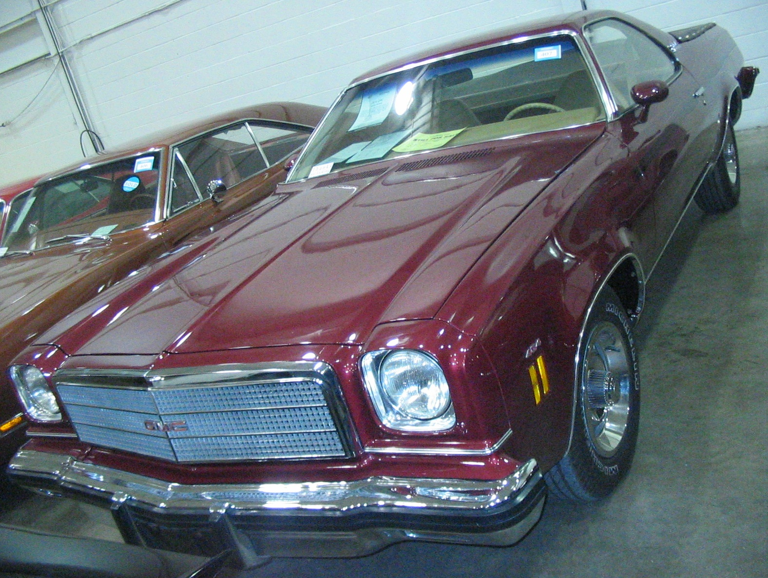 1970 El Camino Led Tail Lights Gmc Sprint Caballero Wikipedia