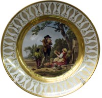 File:185x french decorative plate fruitseller anagoria.jpg ...