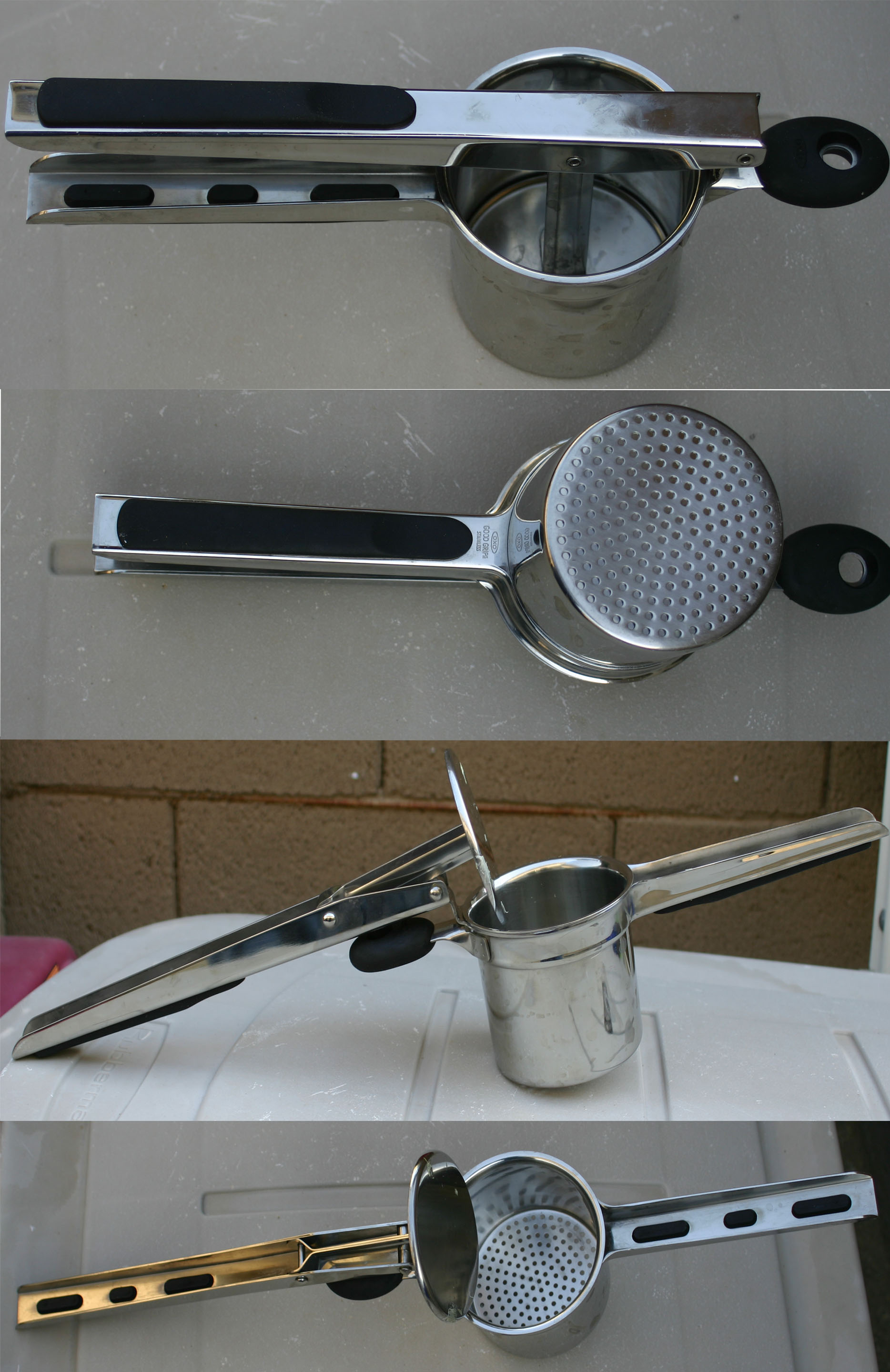 Small Kitchen Potato Ricer - Wikipedia