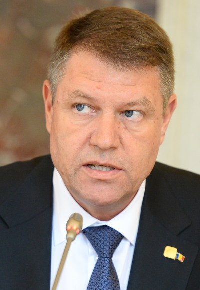 Klaus Iohannis - Wikiwand