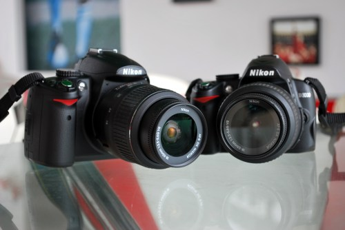 Medium Of Nikon D3000 Review