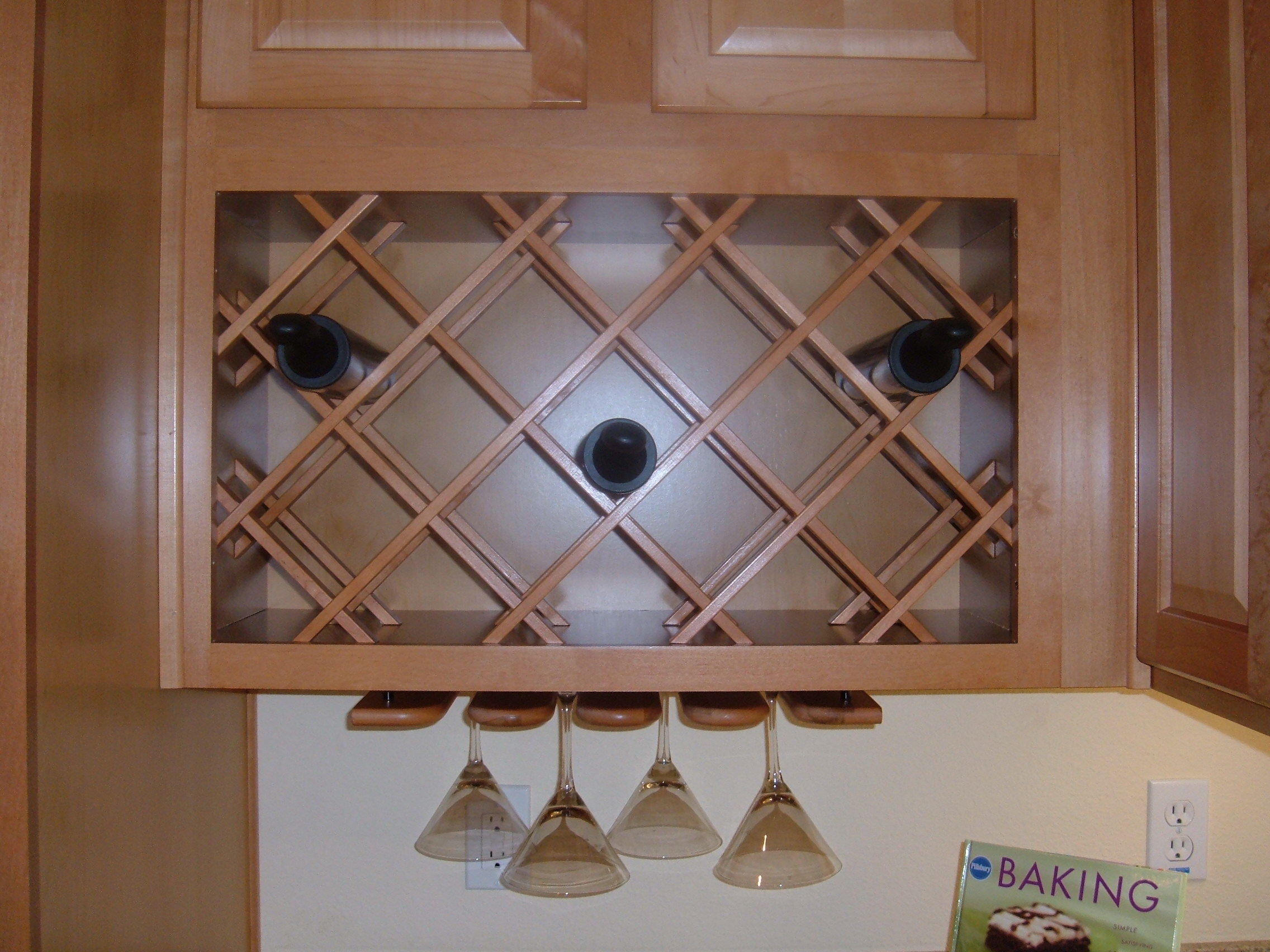 Kitchen Wine Cabinet 11 Kitchen And Bath Trends For 2011 Cbs News