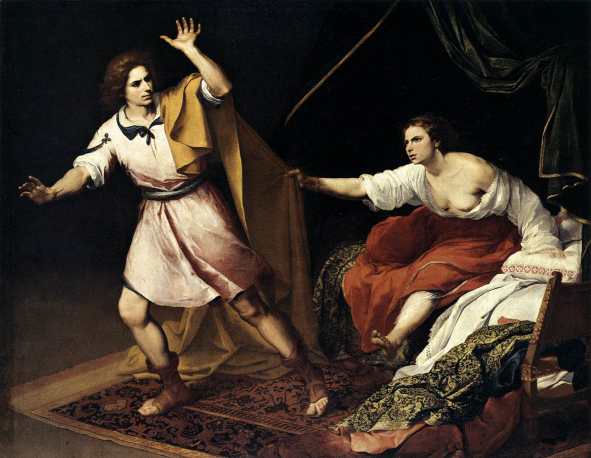 Joseph Und Joseph Joseph And Potiphar S Wife Murillo Wikipedia