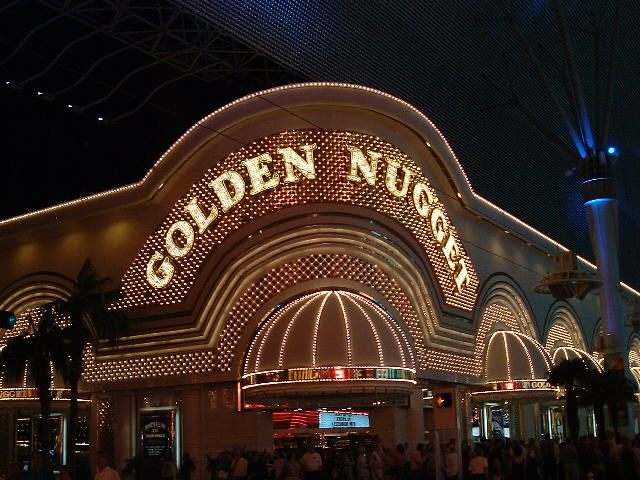 Golden Nugget Las Vegas - Wikipedia