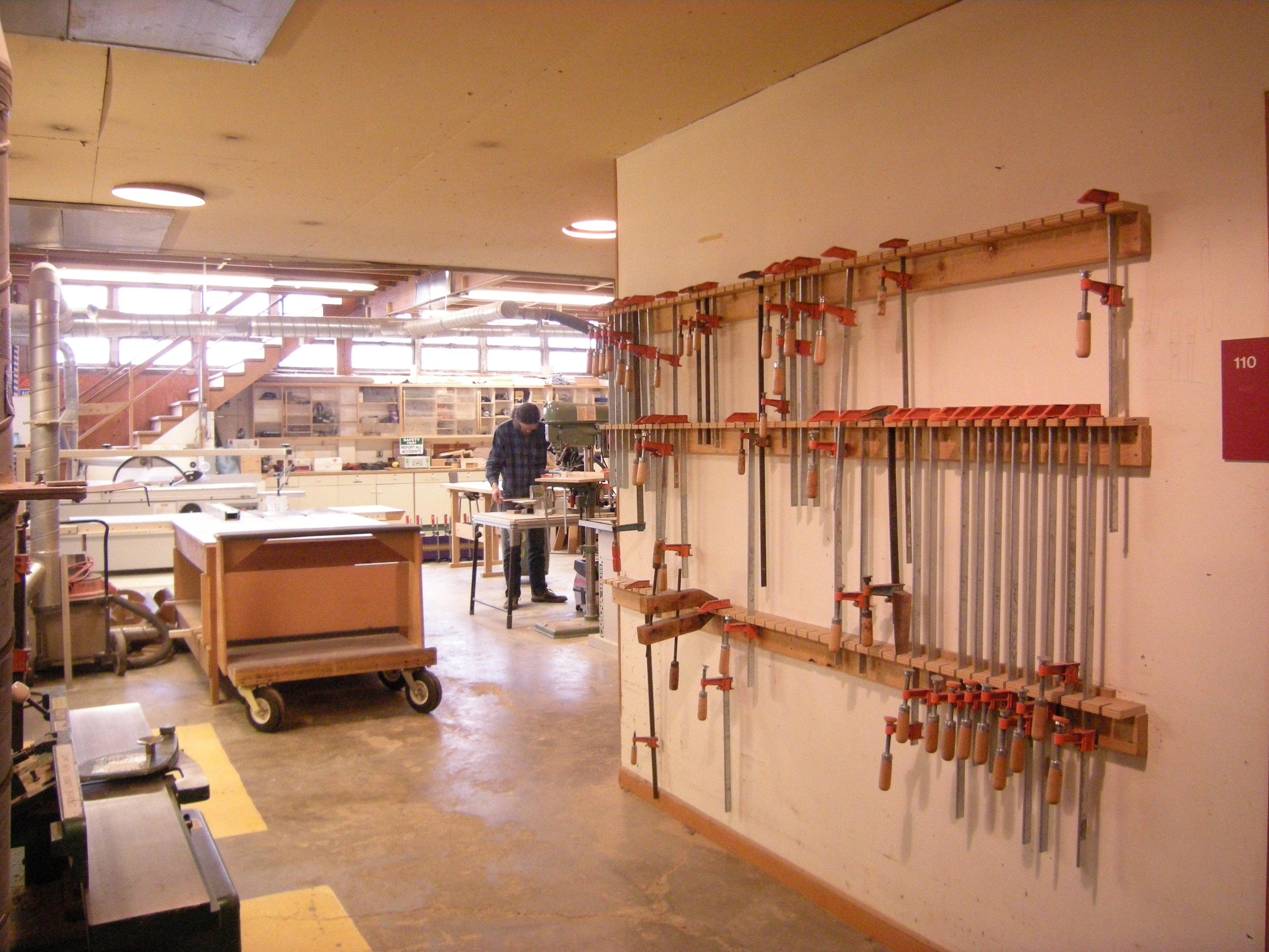 10 Tips On Setting Up Your First Woodworking Shop