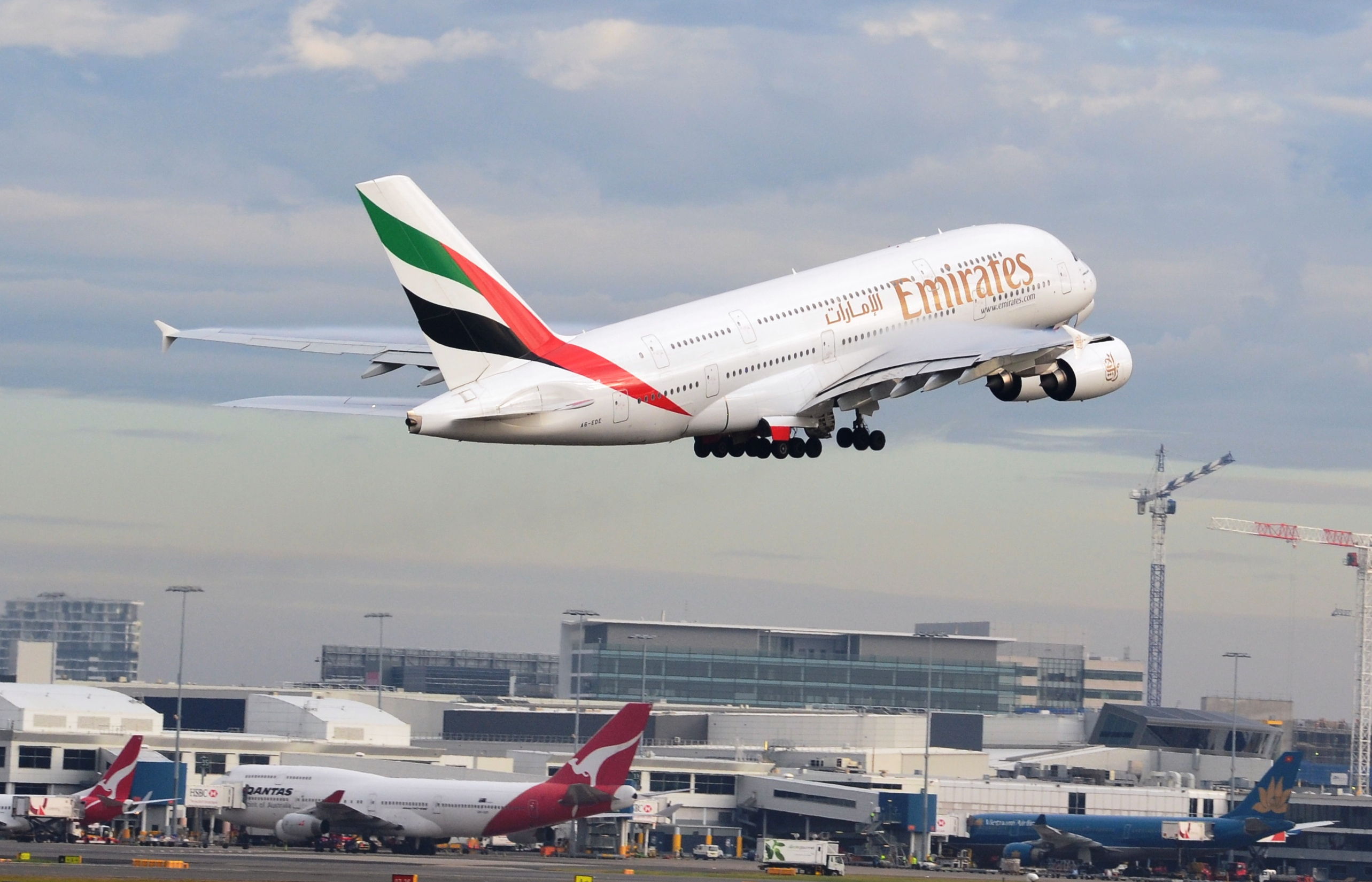 Wallpaper Arsenal Hd File Emirates A380 7188413675 Jpg Wikimedia Commons