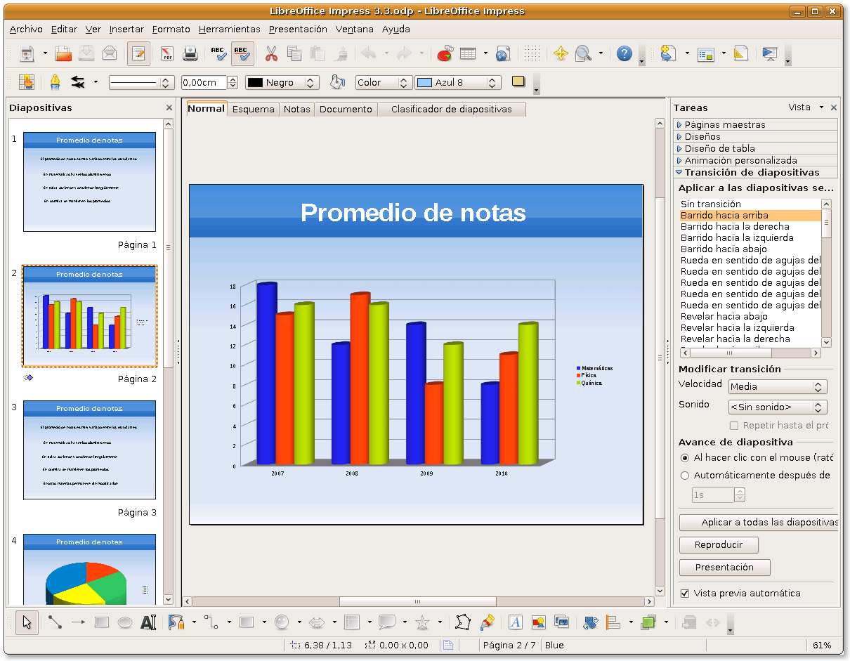 Software Libre Office File Libreoffice Impress 3 3 B Png Wikimedia Commons