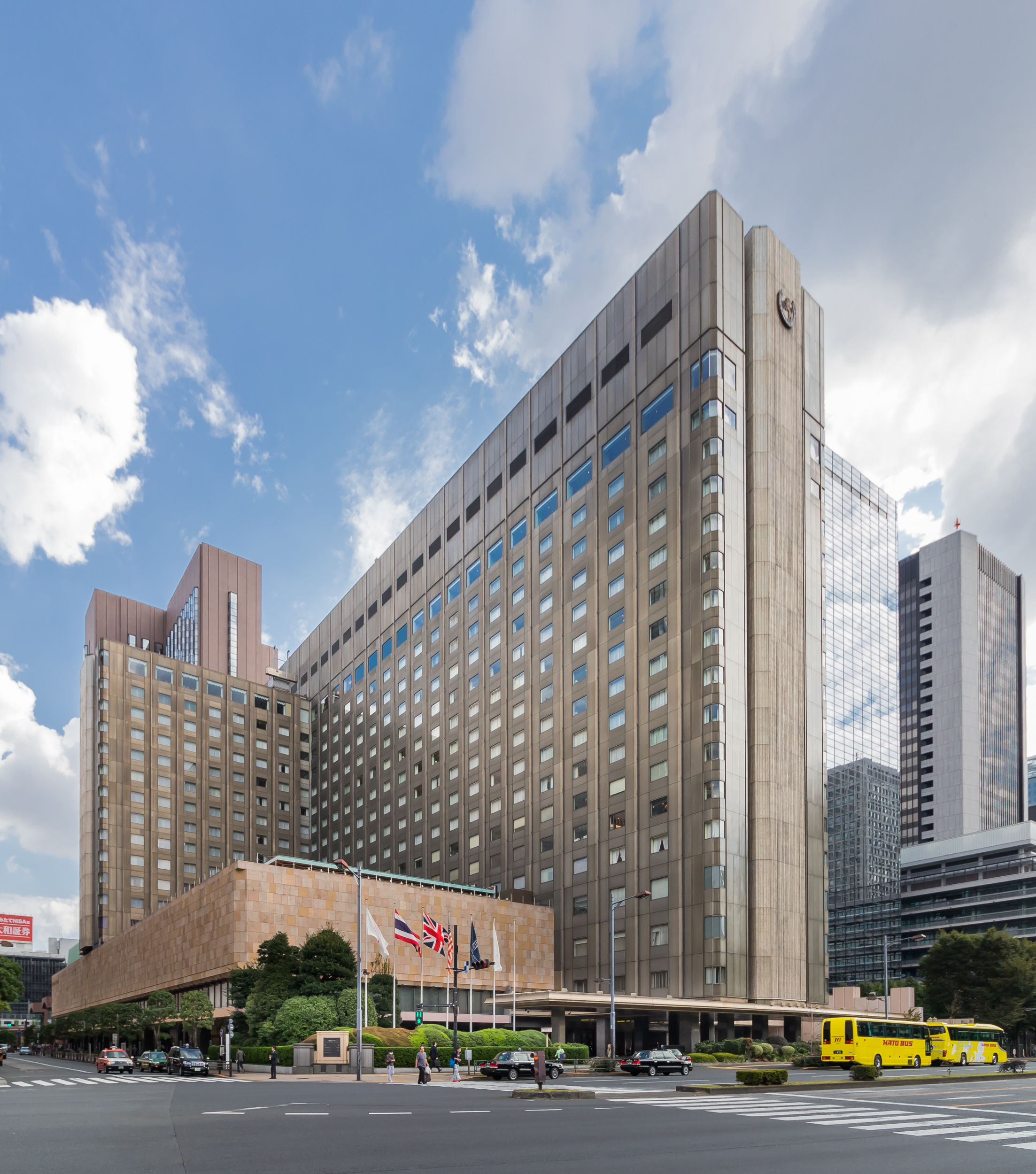 Imperial Hotel Tokyo Wikipedia