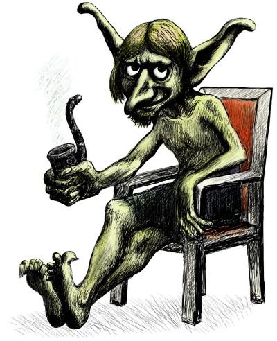 Goblin – Wikipedia, wolna encyklopedia