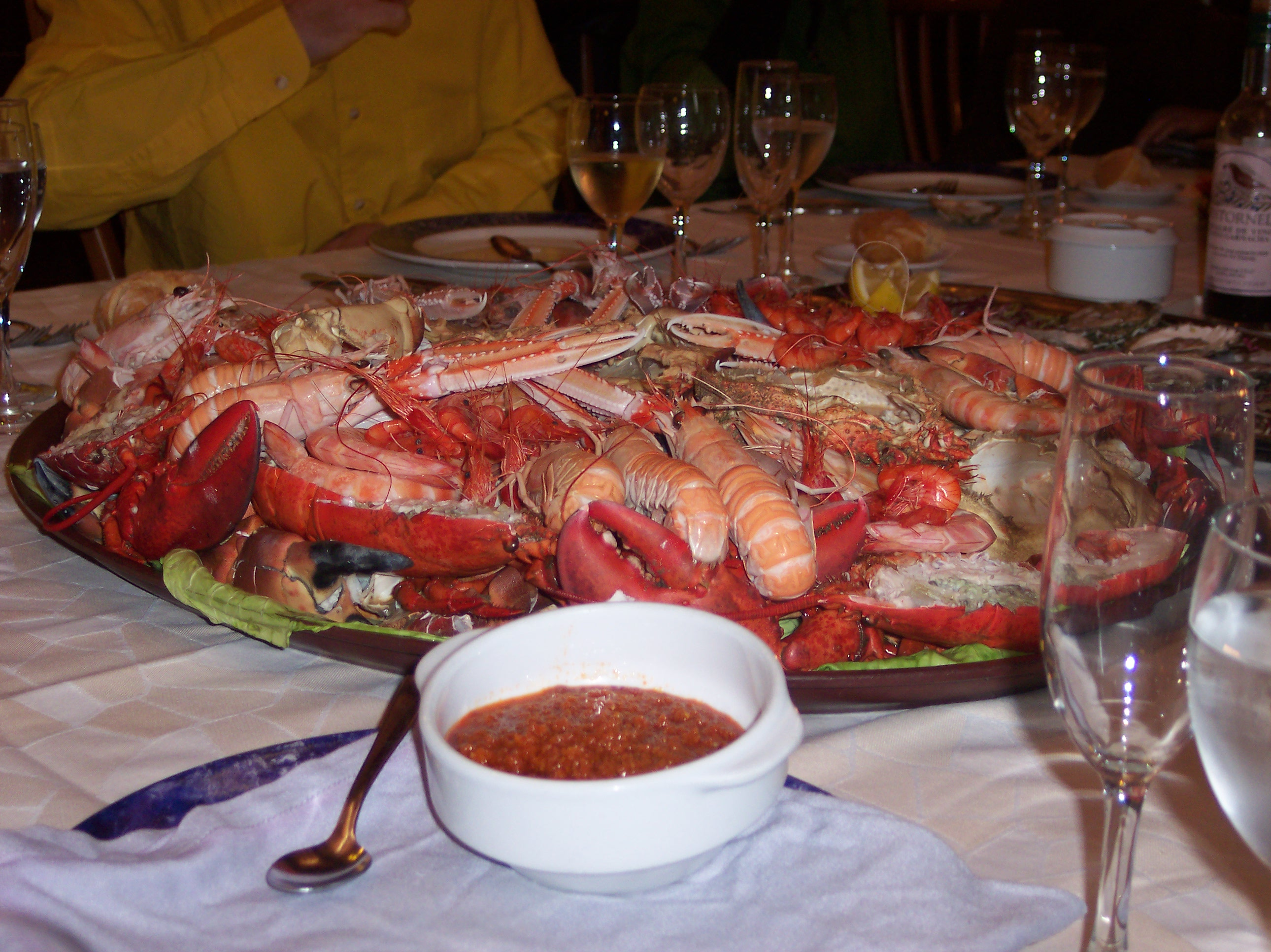 Cuisines Collectives Du Grand Plateau List Of Seafood Dishes Wikipedia