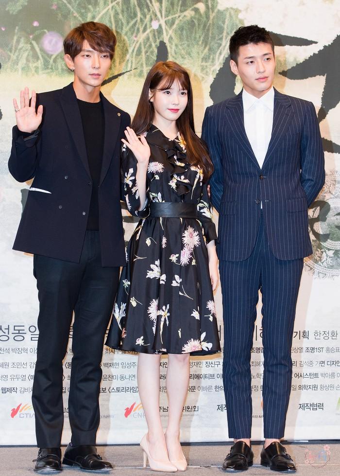 Nam Joo Hyuk Cute Wallpaper File Quot Moon Lovers Scarlet Heart Ryeo Quot Press Conference