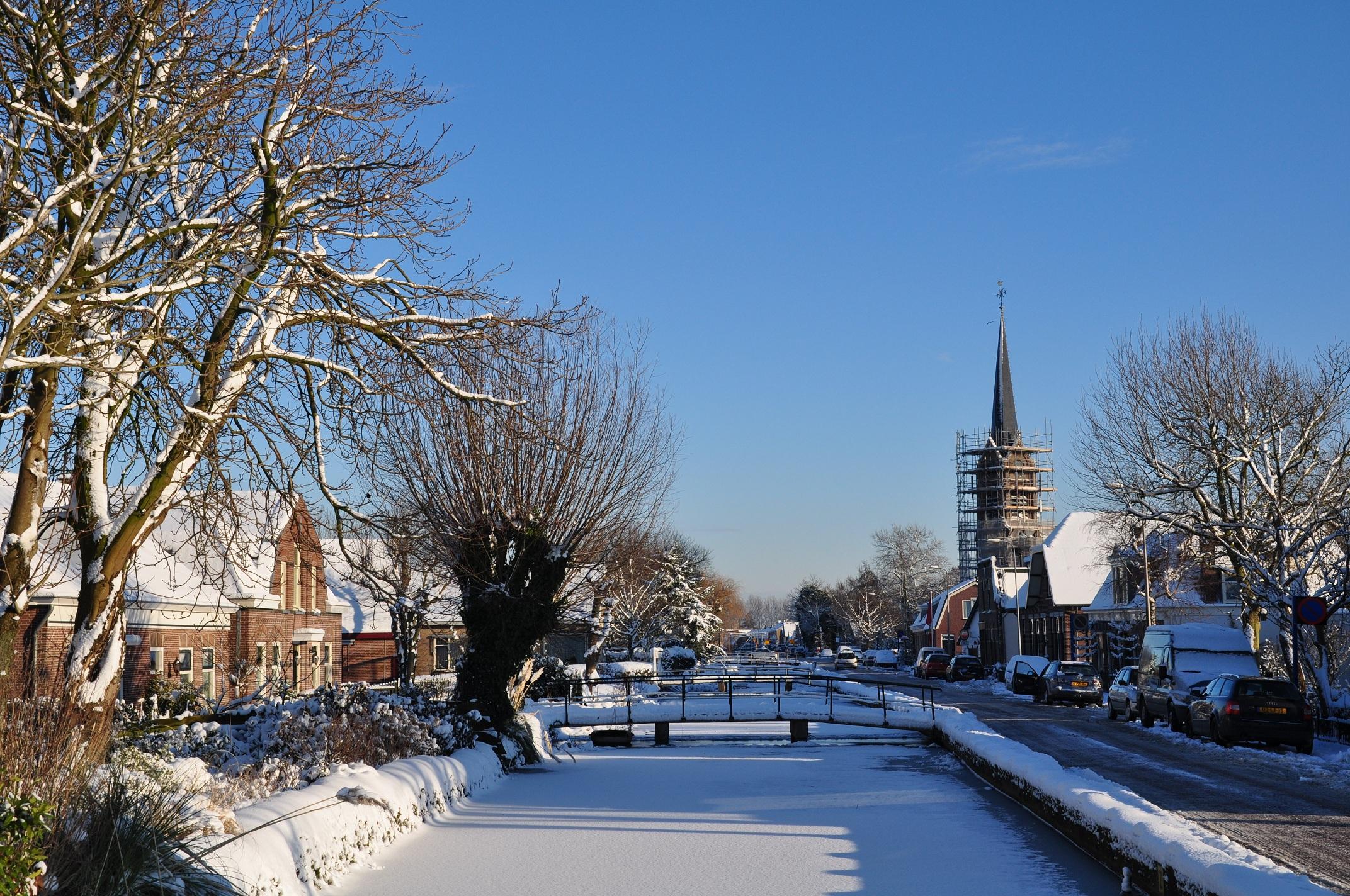 24 Wallpaper Hd File Netherlands Stompwijk Winter 1 Jpg Wikimedia