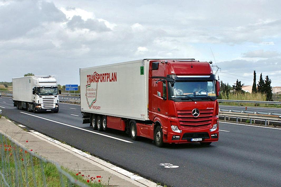 Mercedes-Benz Actros - Wikipedia