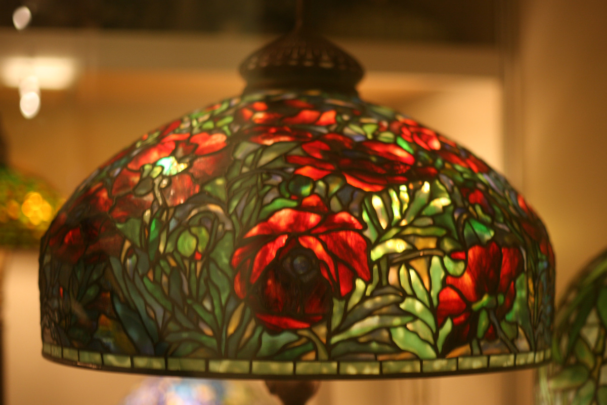 Lampara Poppy 1000 43 Images About Tiffany Glass Tiffany Studios On