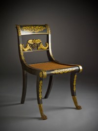 File:Pair of Side Chairs, 'Klismos' Style LACMA M.2006.51 ...