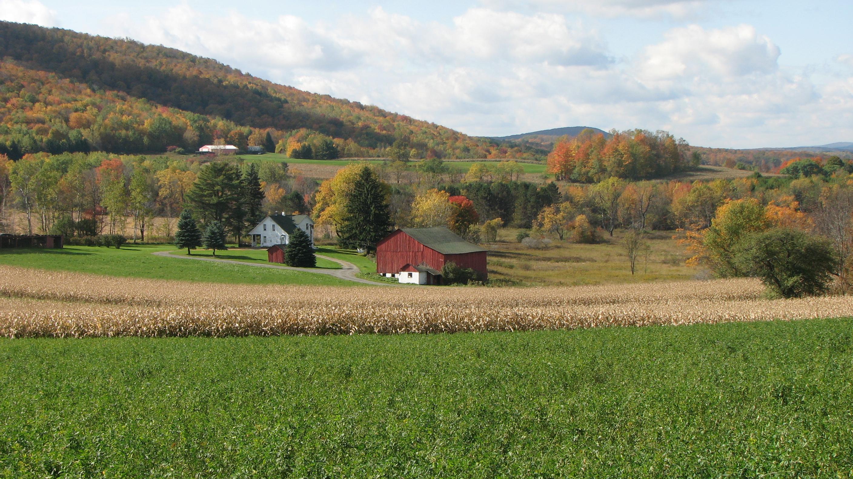 October Fall Wallpaper File North Central Pennsylvania Farm Jpg Wikimedia Commons