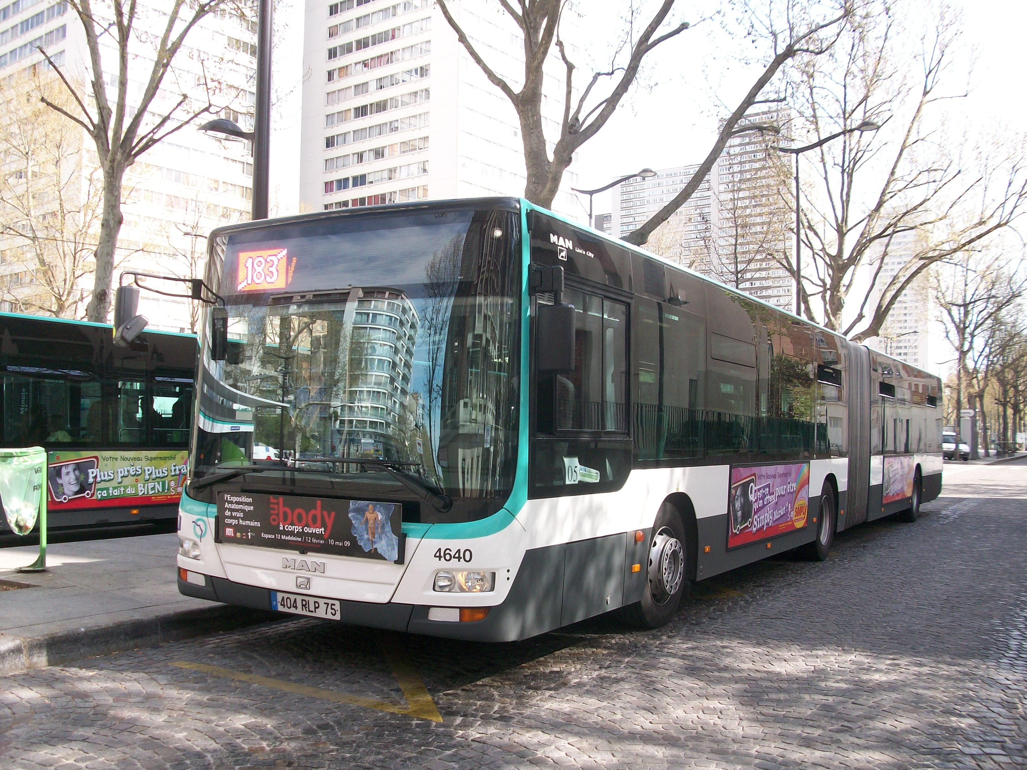 Bus Roissy File Man Lion 39s City Ratp Jpg Wikimedia Commons