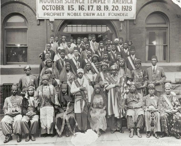 Moorish Science Temple Of America Wikipedia