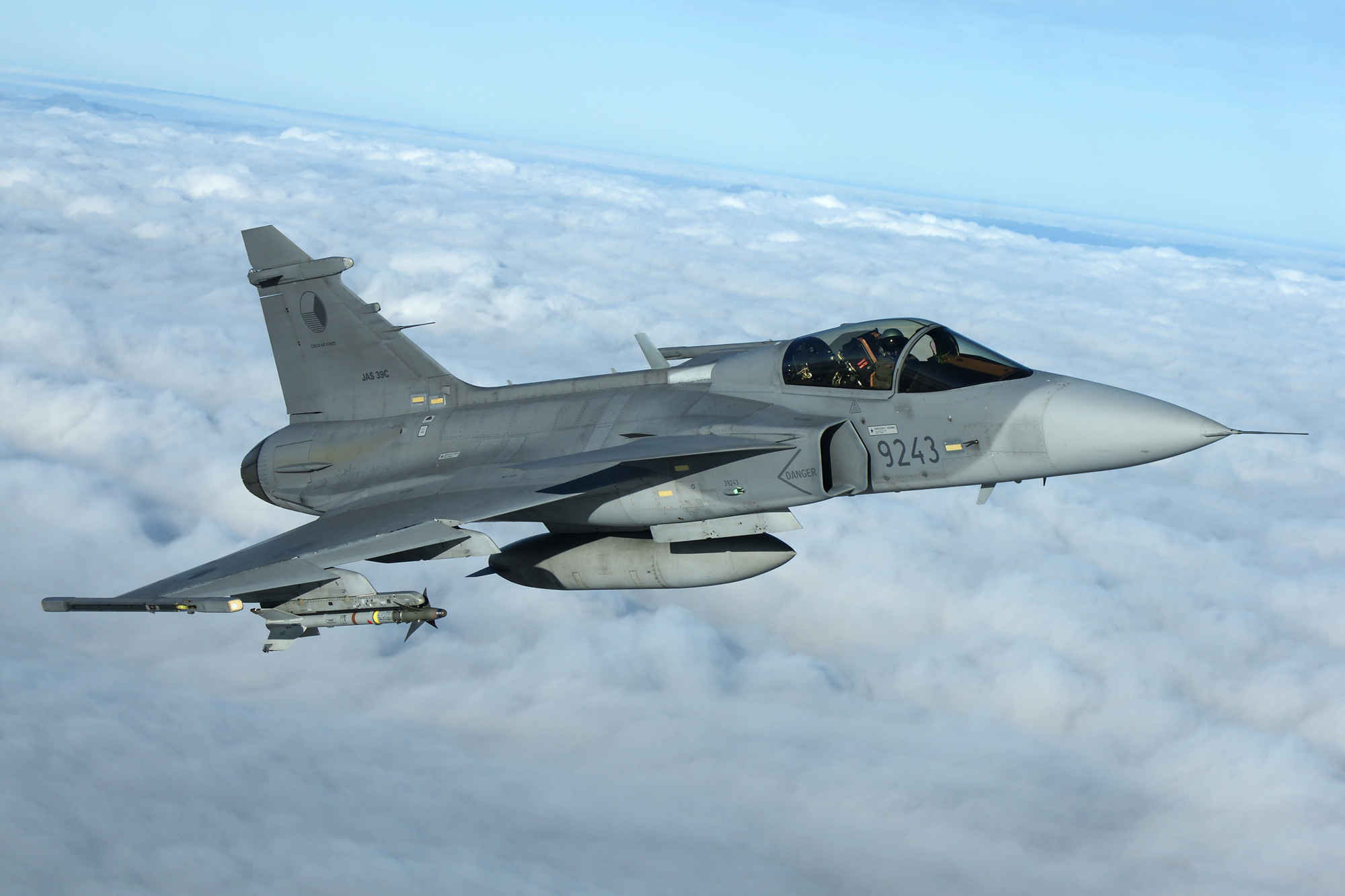 Saab JAS39 Gripen Picture Aircraft