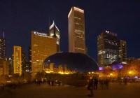File:Skyline de Chicago desde el centro, Illinois, Estados ...