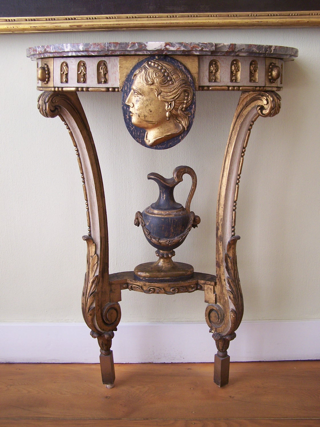 Meuble Console Style Directoire - Wikiwand