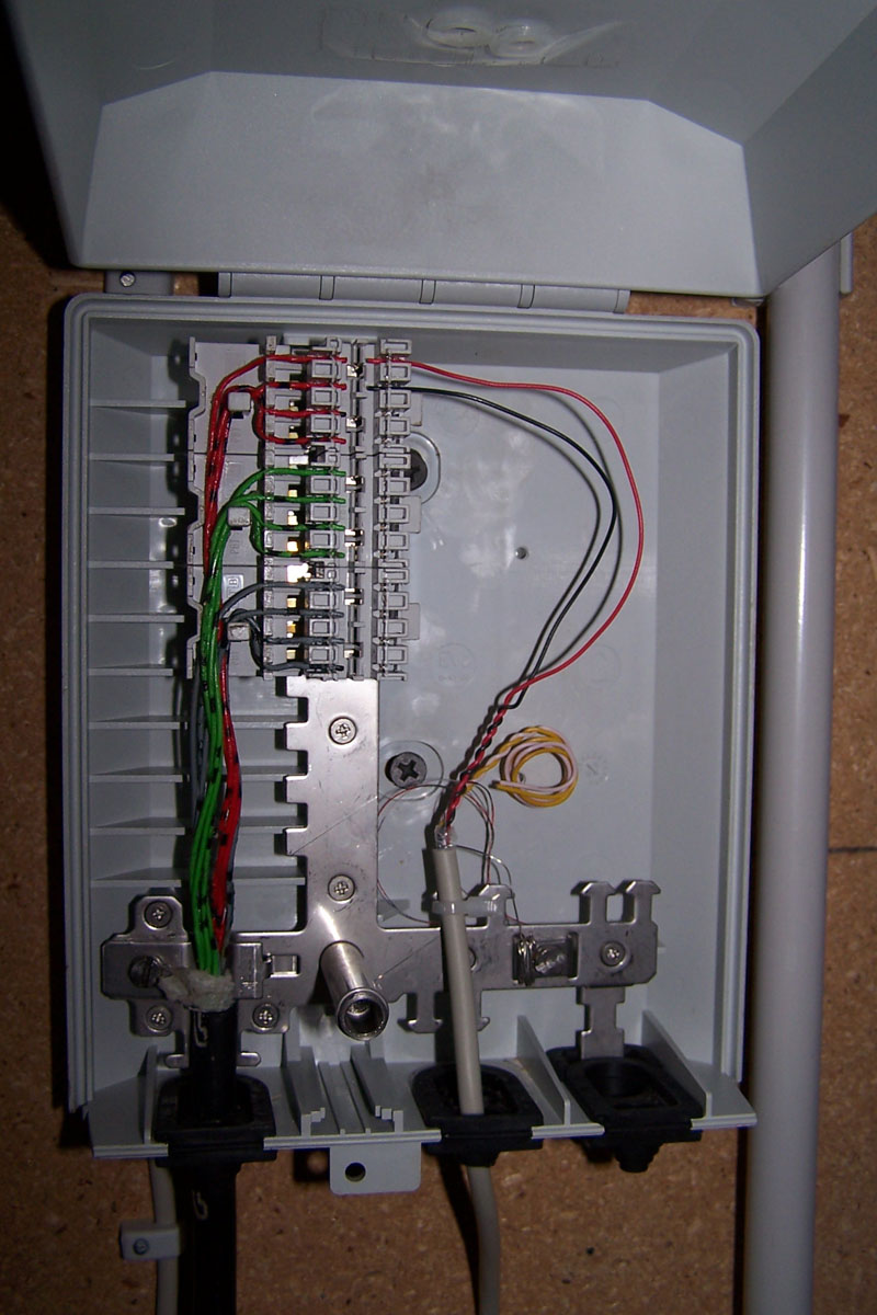 For Telephone Jack Wiring Diagram Network Interface Device Wikipedia