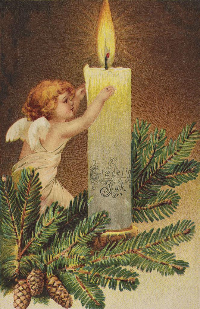 free printable christmas postcards