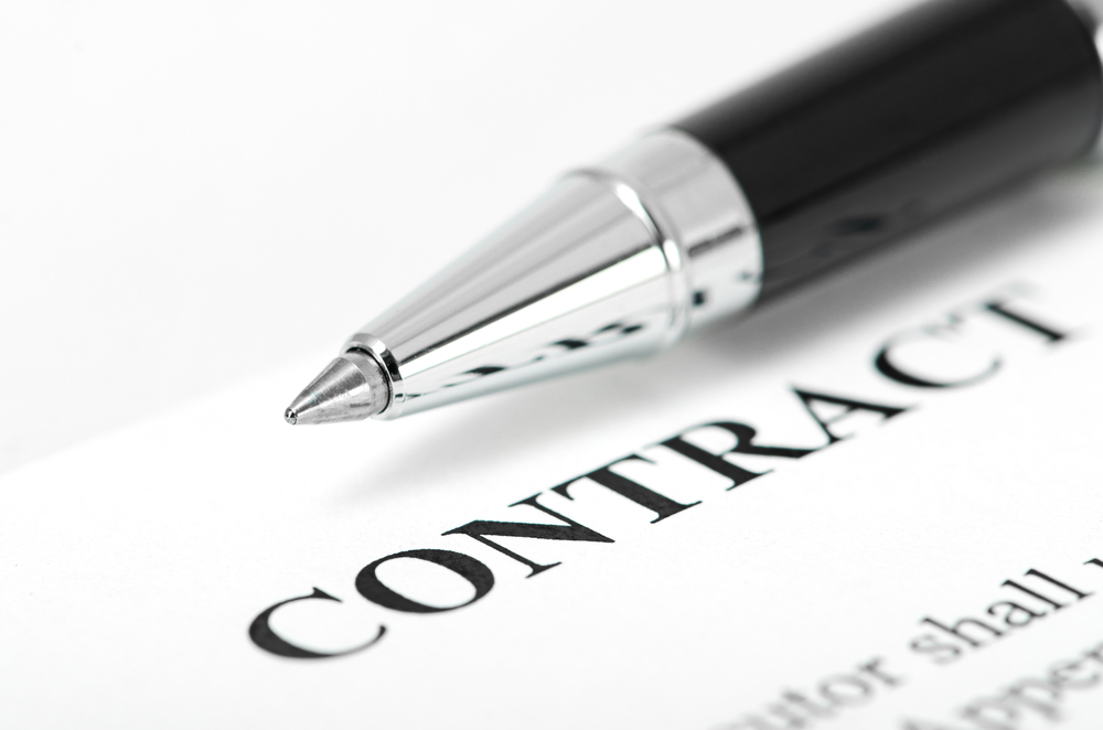 Contract - Wikipedia - writing contract agreements
