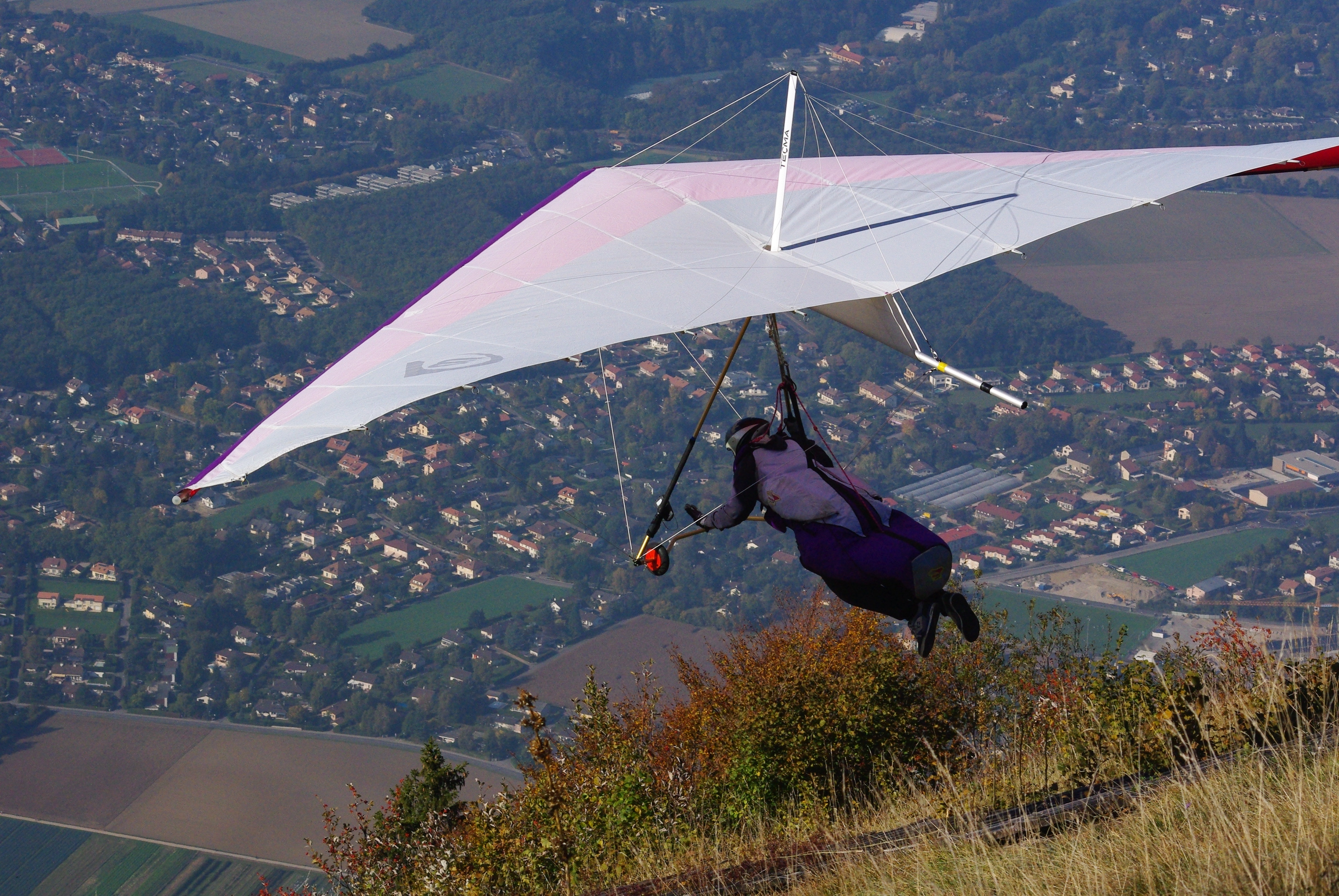 Sport Flying Hang Gliding Wikipedia