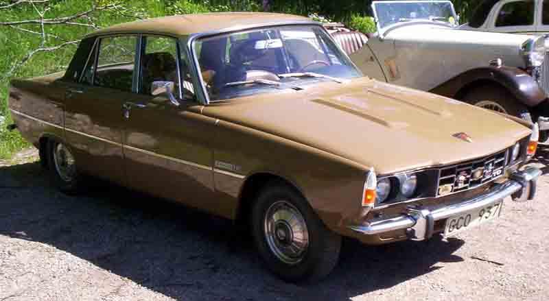 Rover P6 - Wikipedia