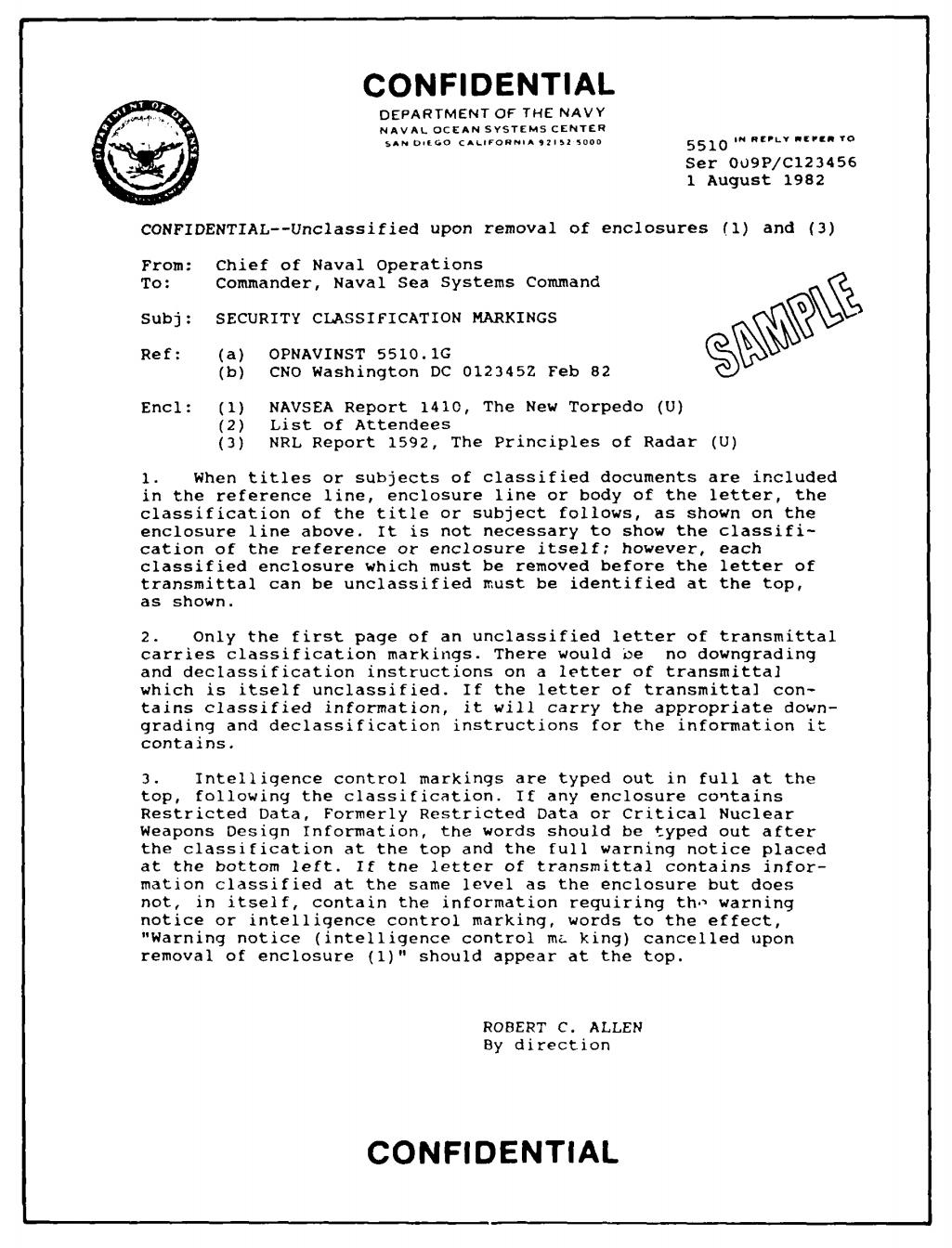 Document Transmittal Letter Sample – Transmittal Format