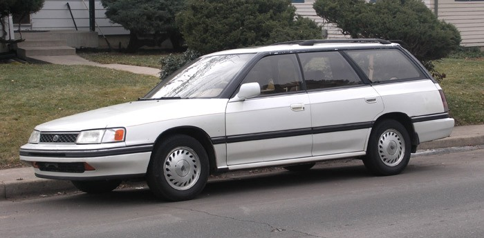 Subaru Legacy (first generation) - Wikipedia