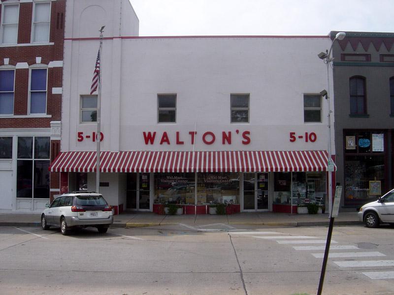 History of Walmart - Wikipedia