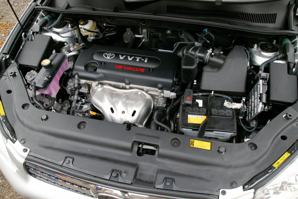 Toyota AZ engine - Wikipedia