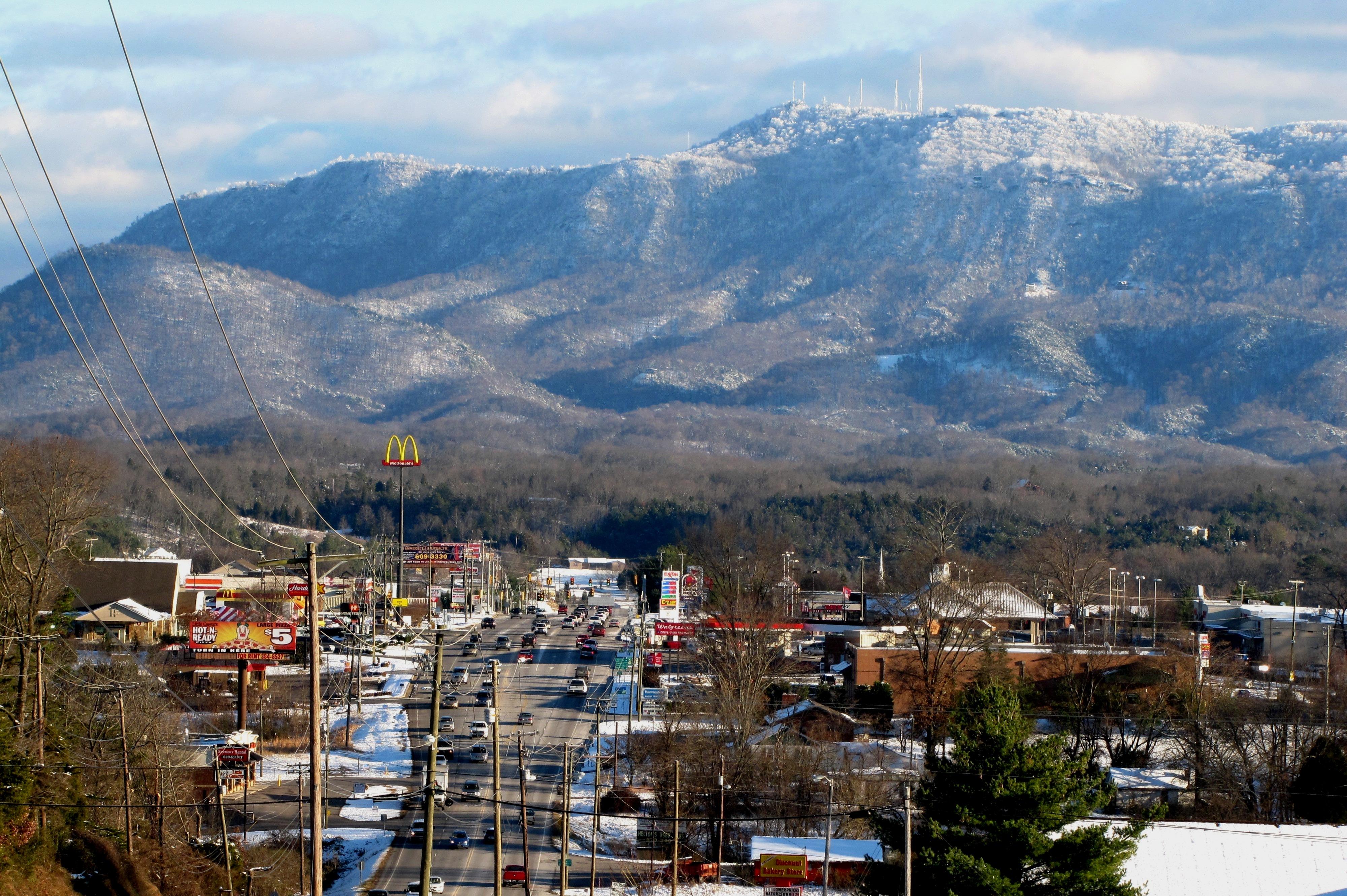 Gatlinburg In The Fall Wallpaper Tennessee Familypedia Fandom Powered By Wikia
