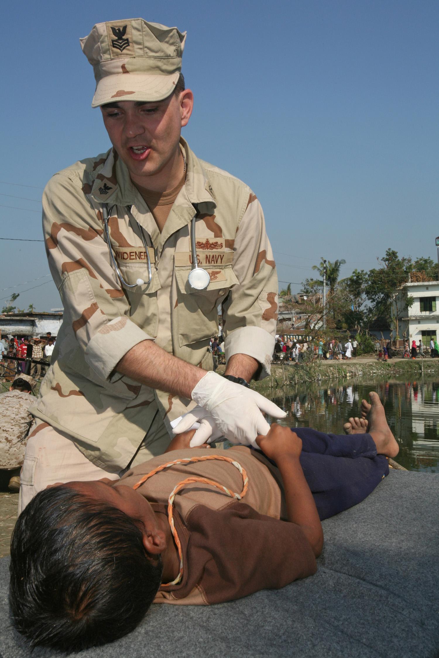hospital corpsman