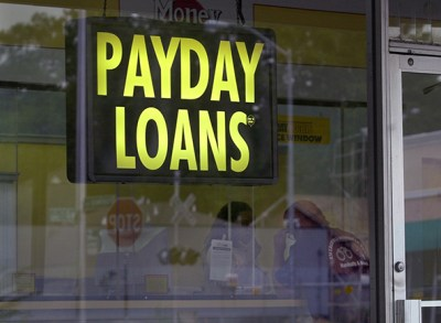 payday loan industry