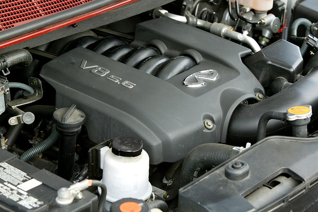 Nissan VK engine - Wikipedia