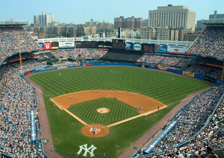 3d Wallpaper Ny Giants Yankee Stadium 1923 Wikipedia