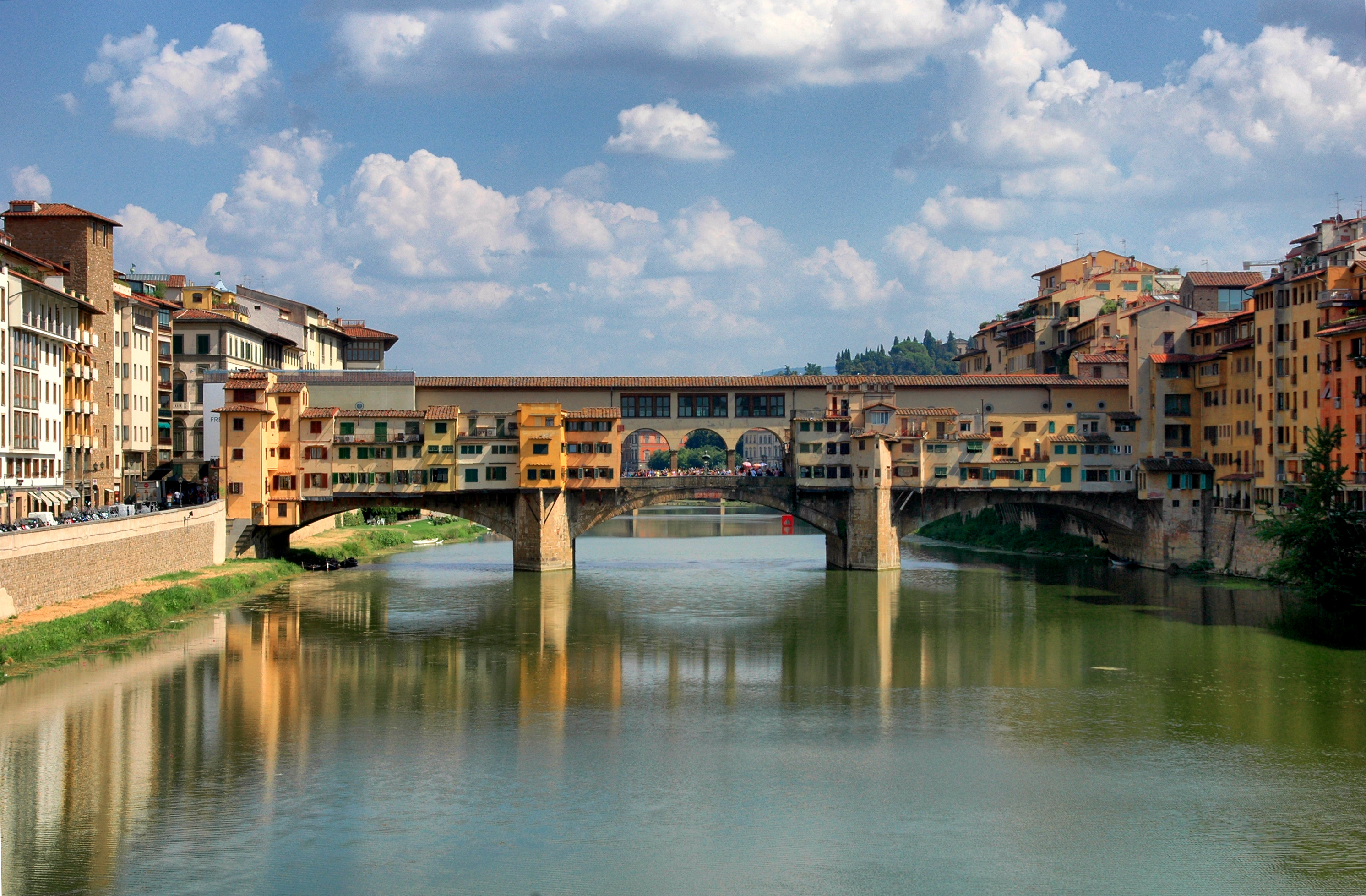 Stores That Have 3d Wallpaper File Ponte Vecchio 001 Jpg Wikimedia Commons