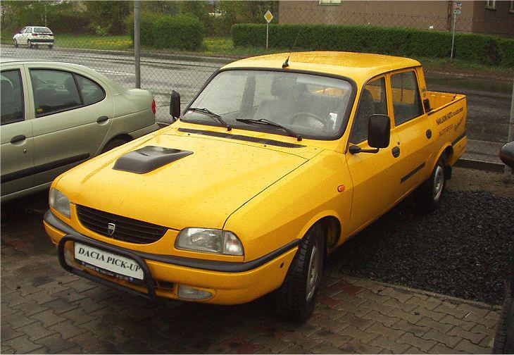 Dacia Pick Up Wikipedia