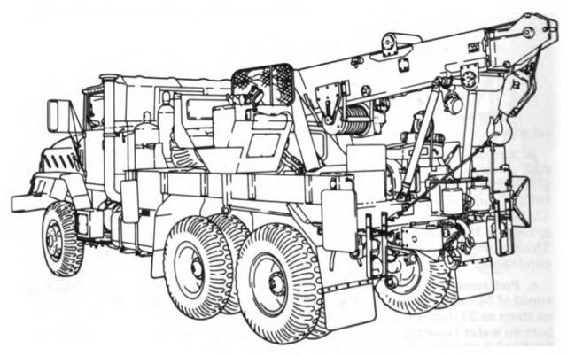 5 ton Schaltplang