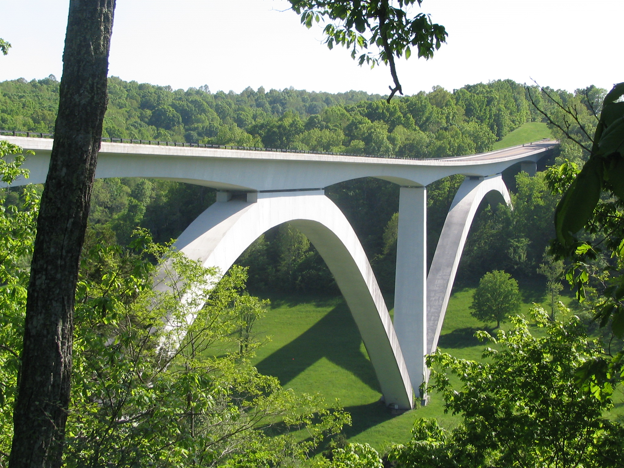 Precast Bridges Natchez Trace Parkway Bridge Wikipedia