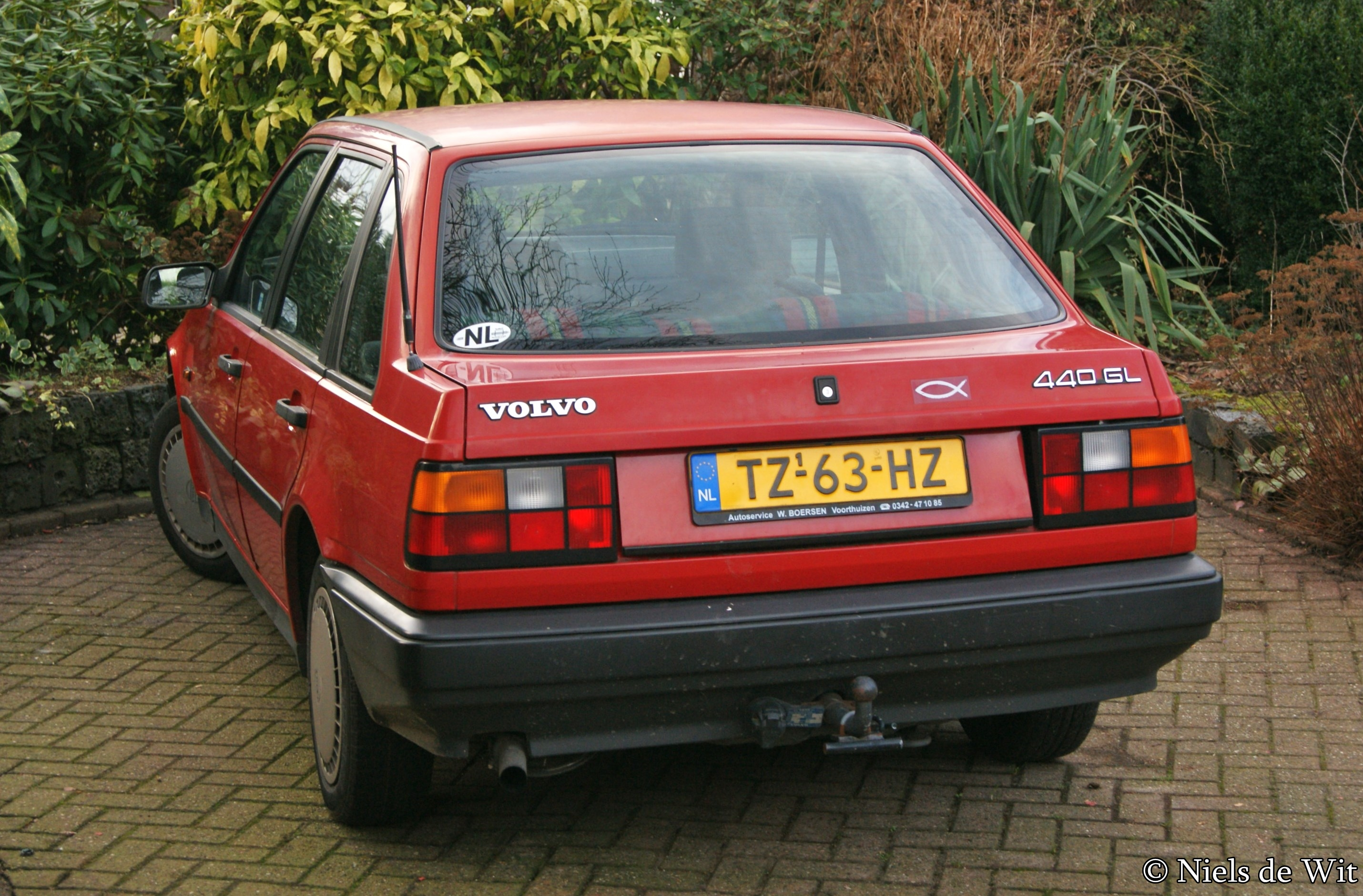 Volvo 440 Volvo 440 460 Wiki Everipedia