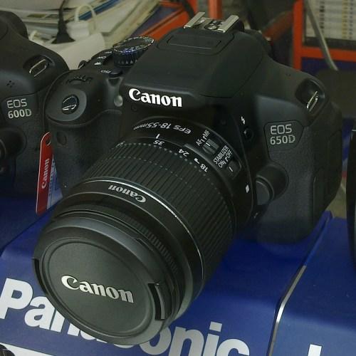 Medium Of Canon Eos 650