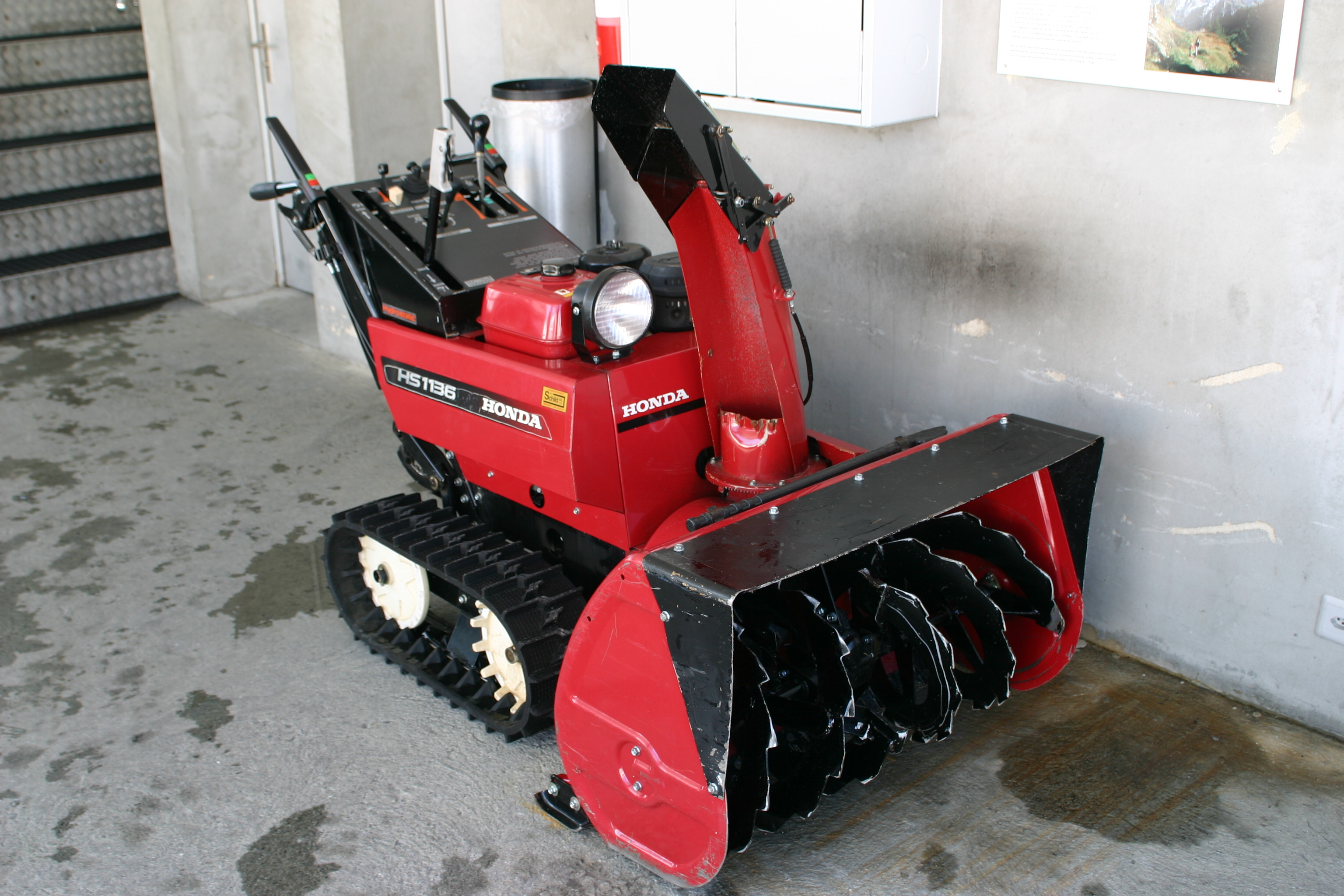Used Snow Blowers Snow Blower Wikipedia
