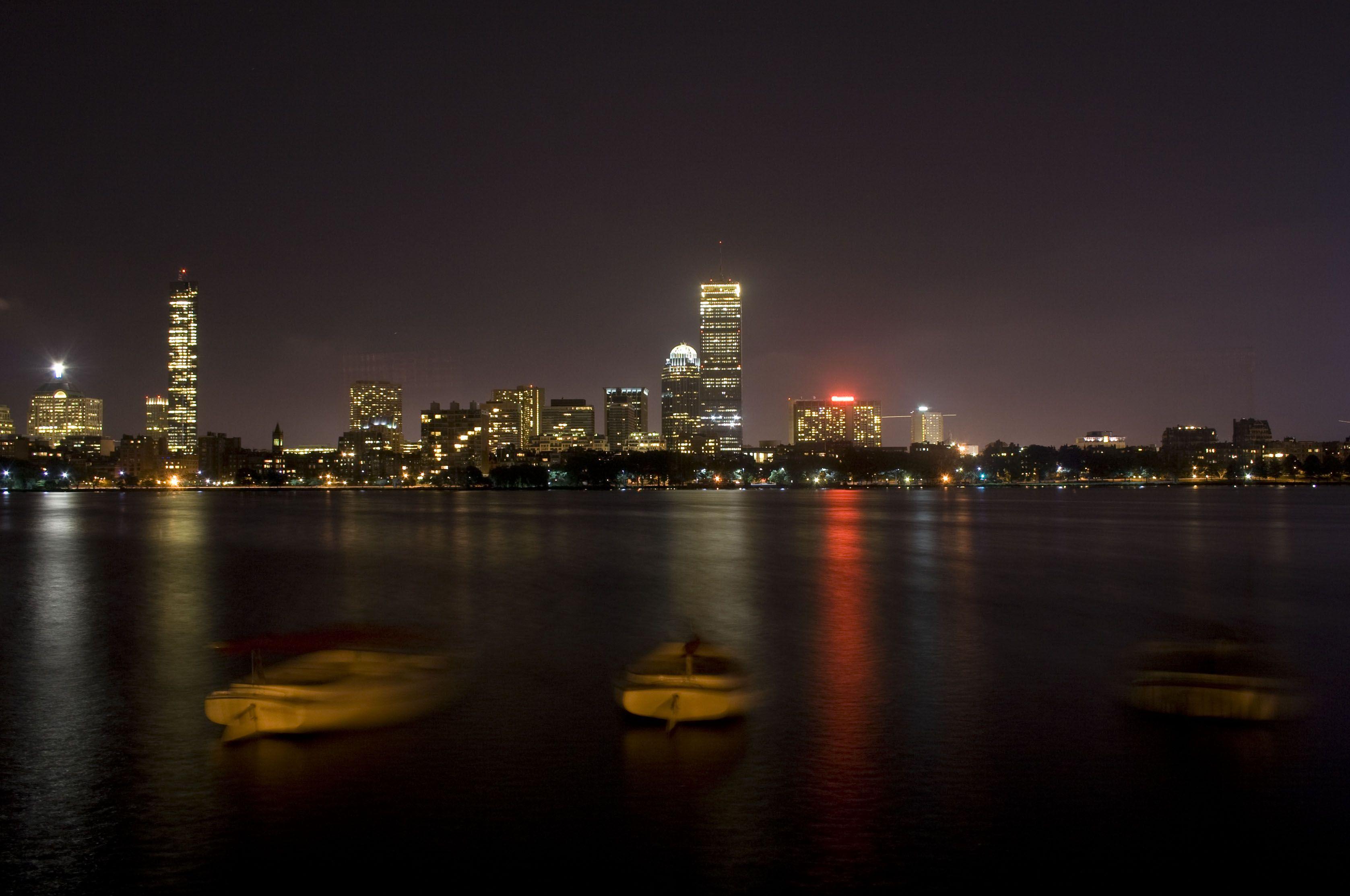 Night View Hd Wallpaper File Boston At Night Sdfkb Jpg Wikimedia Commons